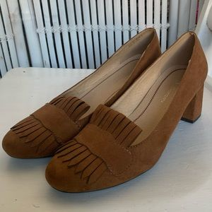 CL by Laundry Penny Loafer Heels